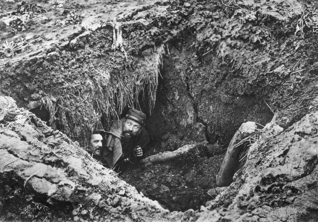 Французские солдаты, под Аррасом.jpg