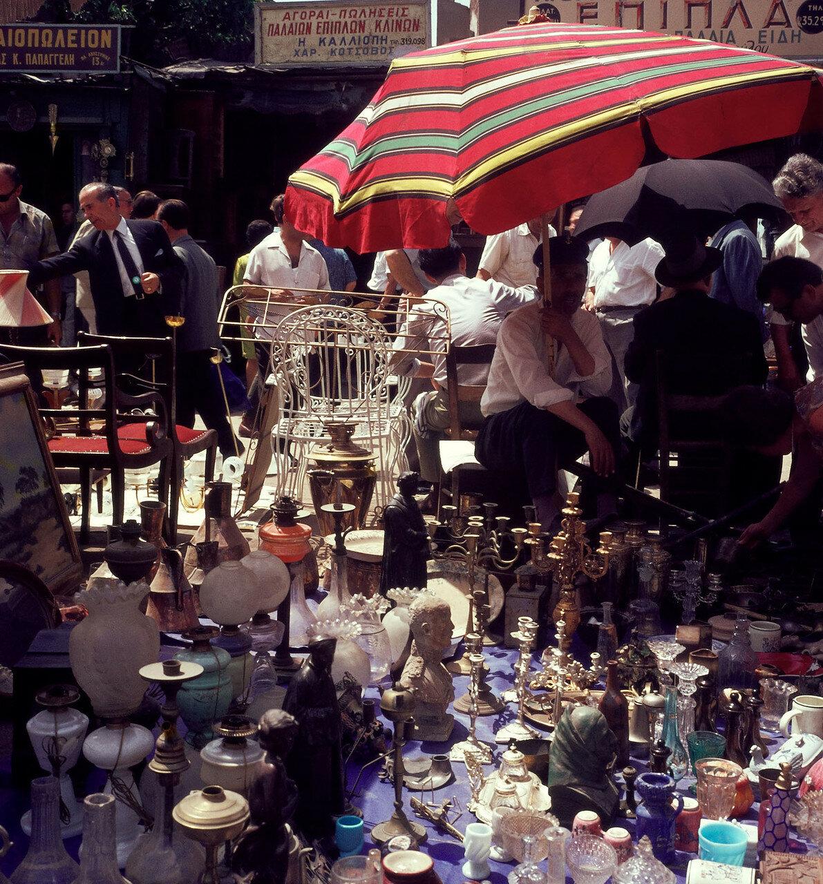 υπαίθρια αγορά