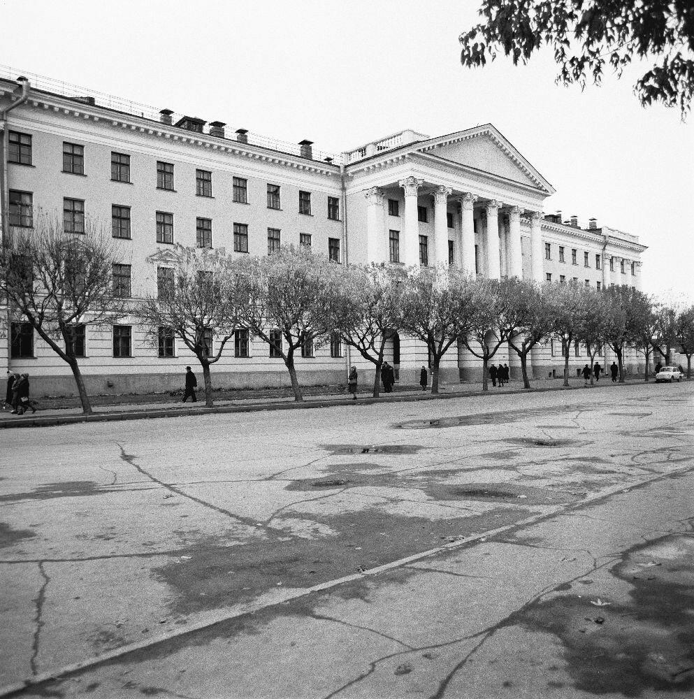 Казань. Казанский университет