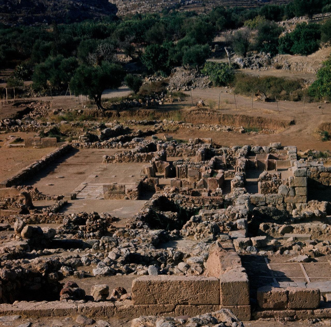 18. Западное крыло дворца с Залом Царя, Кухней и Мастерскими