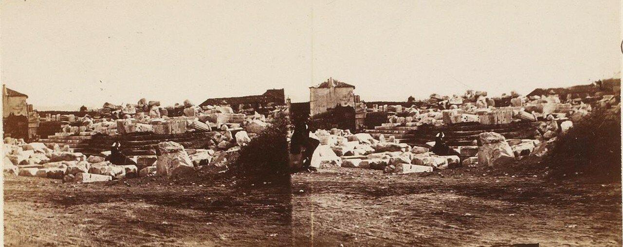 Храм Зевса в Элевсине