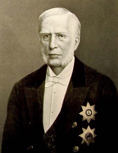Вышнеградский Иван Алексеевич(1831-1895) министр финансов и математик