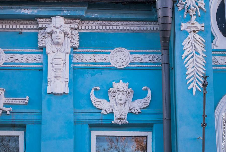 Дом Грибушина