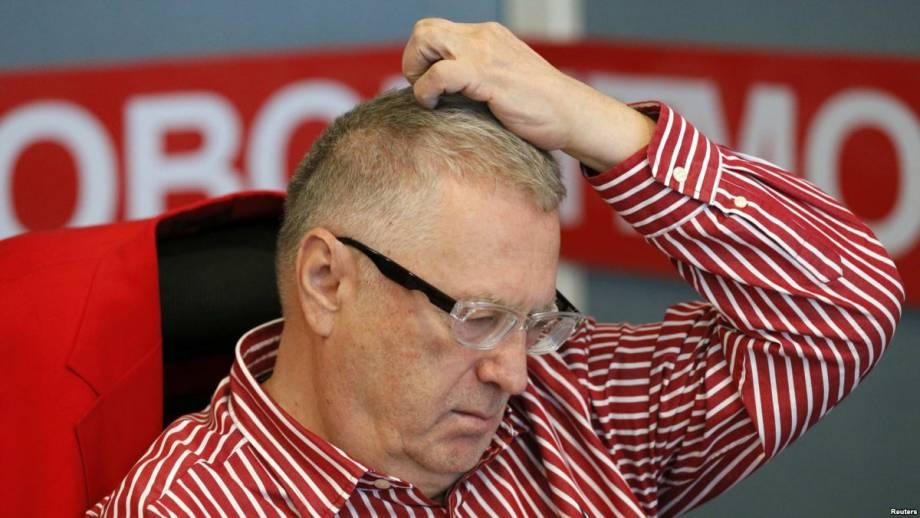Россия: журналист «Настоящего времени» обвинил Жириновского в домогательствах