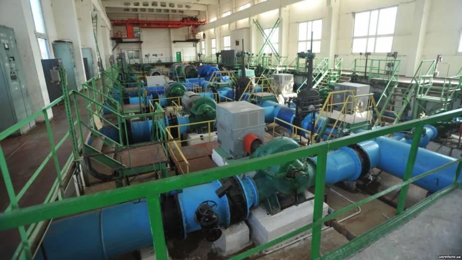 Подача воды на неконтролируемую часть Луганщины временно приостановлена – МТОТ