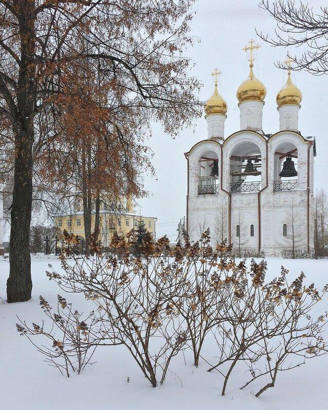 Никольский монастырь. Переславль-Залесский