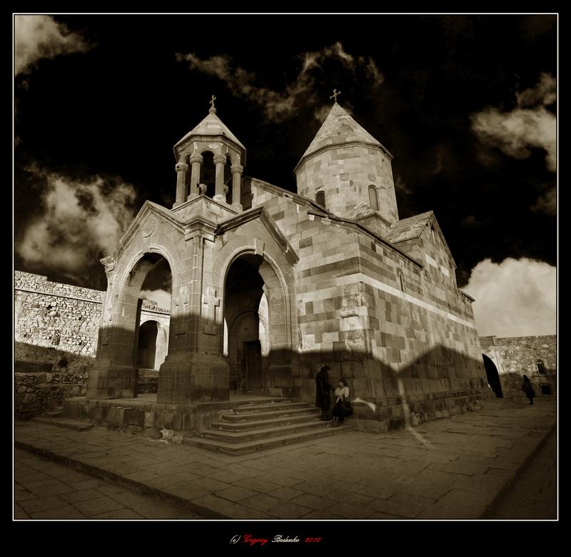 Армения монастрыь «Хор Вирап»