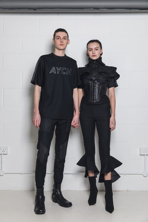 LOOKBOOK: AYCH Fall Winter 2018.19 Collection