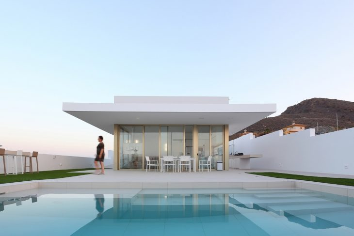 design stories Houses glasses housing glass Spain pins