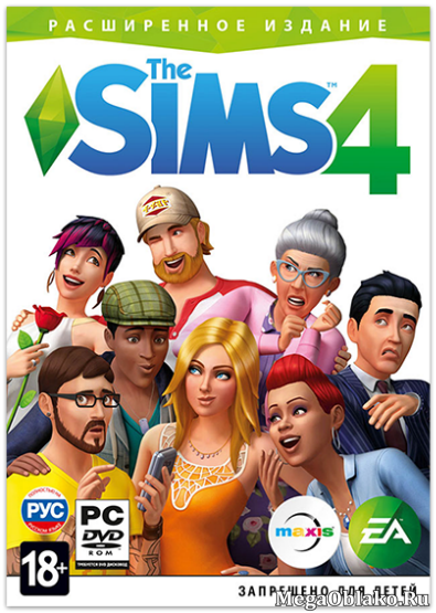 The Sims 4: Deluxe Edition [v 1.45.62.1020] (2014) PC | RePack от R.G. Механики