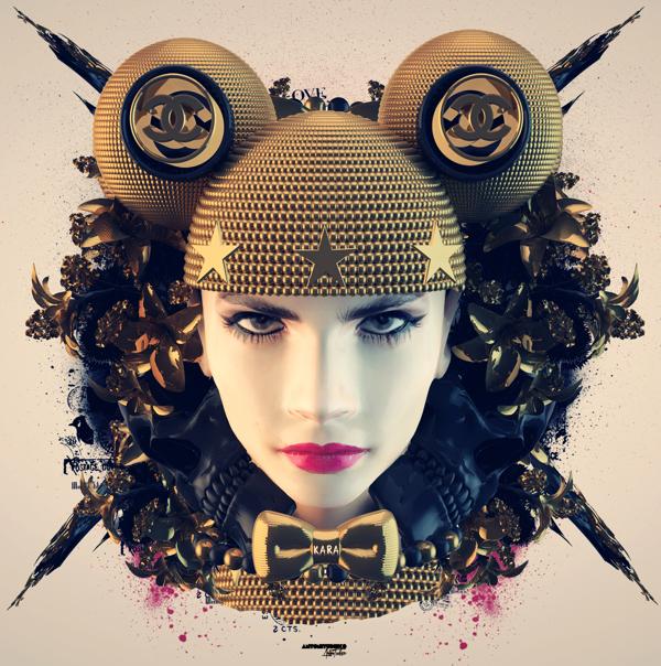 Colorful Graphic Design by Antoni Tudisco