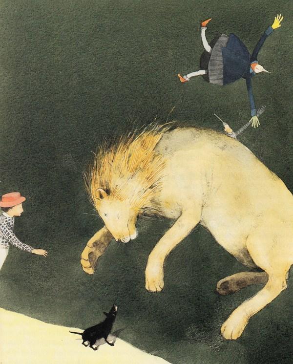 O mundo imaginario das ilustracoes de Lisbeth Zweger