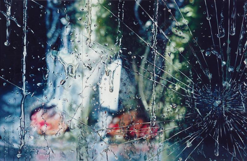 Enamel on Aluminium Paintings - Marilyn Minter