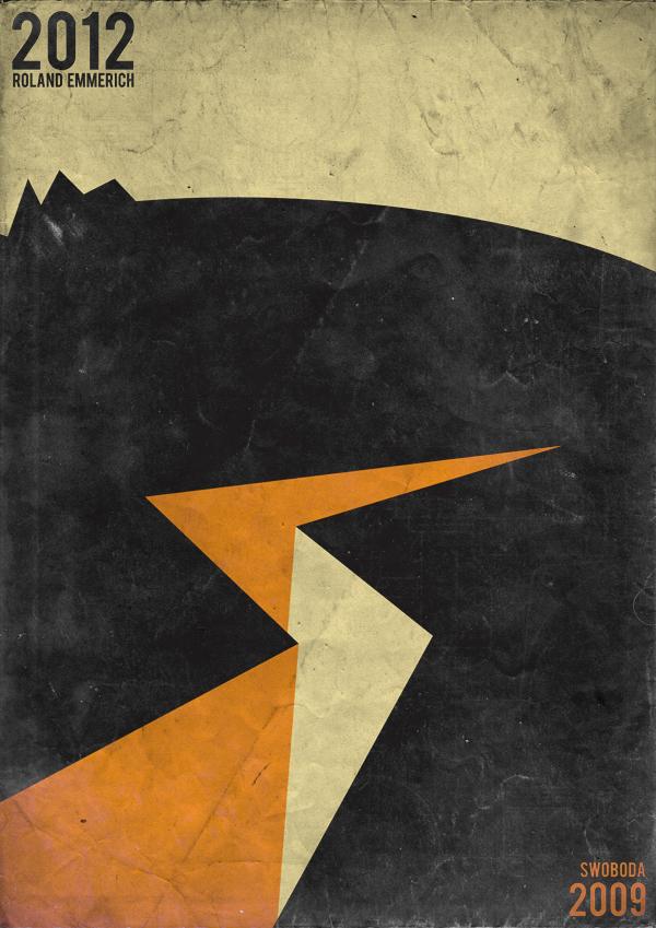 Retro Minimalist Movie Posters – Swoboda (12 pics)