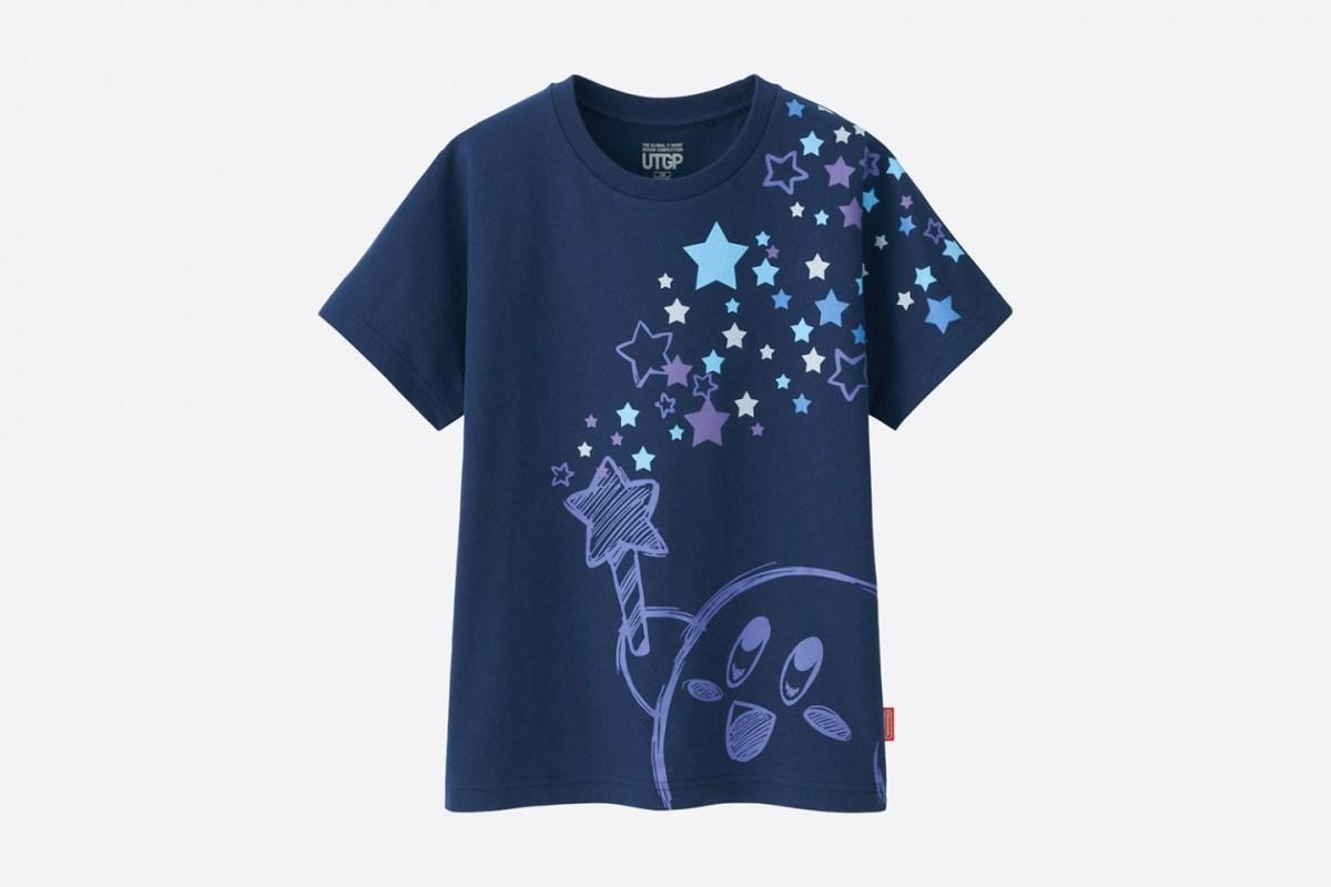UNIQLO e Nintendo apresentam colecao de camisetas desenvolvidas por fas