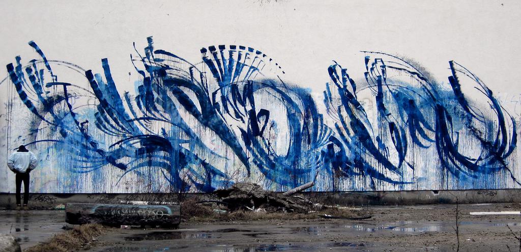 Street Art - Shida