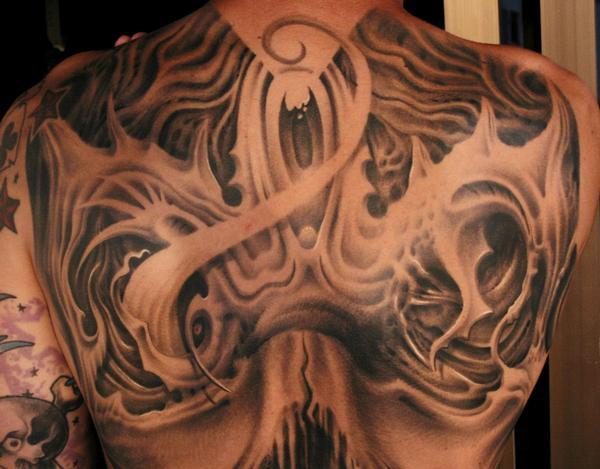 3D Tattoo Art - Victor Portugal