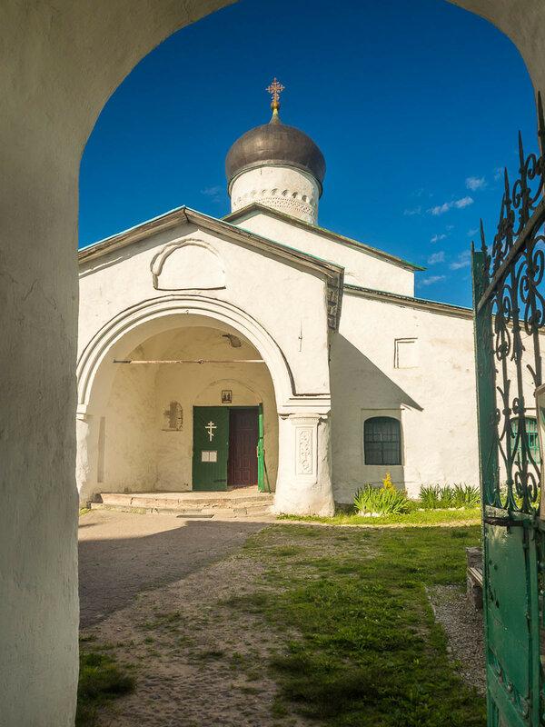 Церковь Косьмы и Дамиана с Примостья, памятник истории и культуры федерального значения XV—XVI вв.
