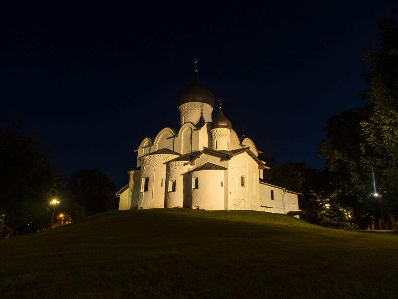 Церковь Василия на Горке.