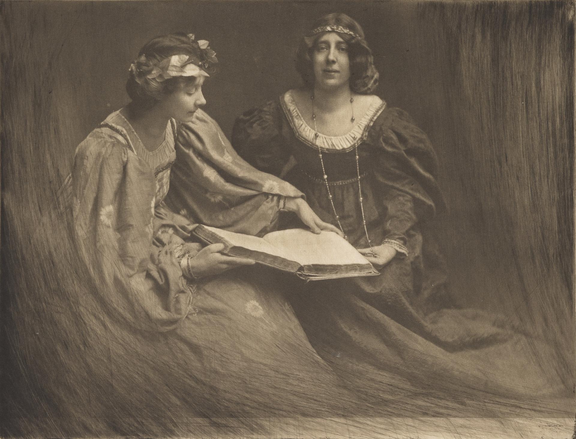 1894. Две женщины Вероны