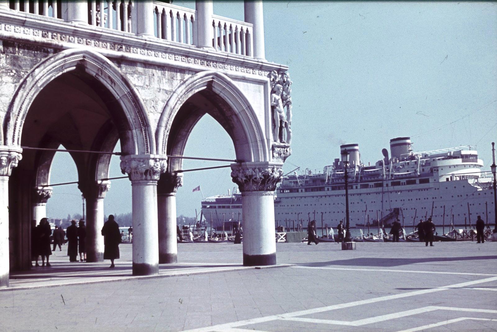 Дворец Дожей. Фасад