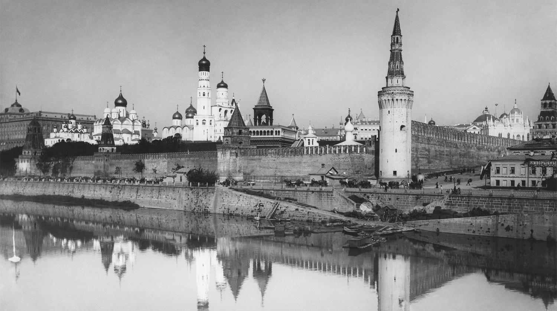 Московский Кремль, 1896