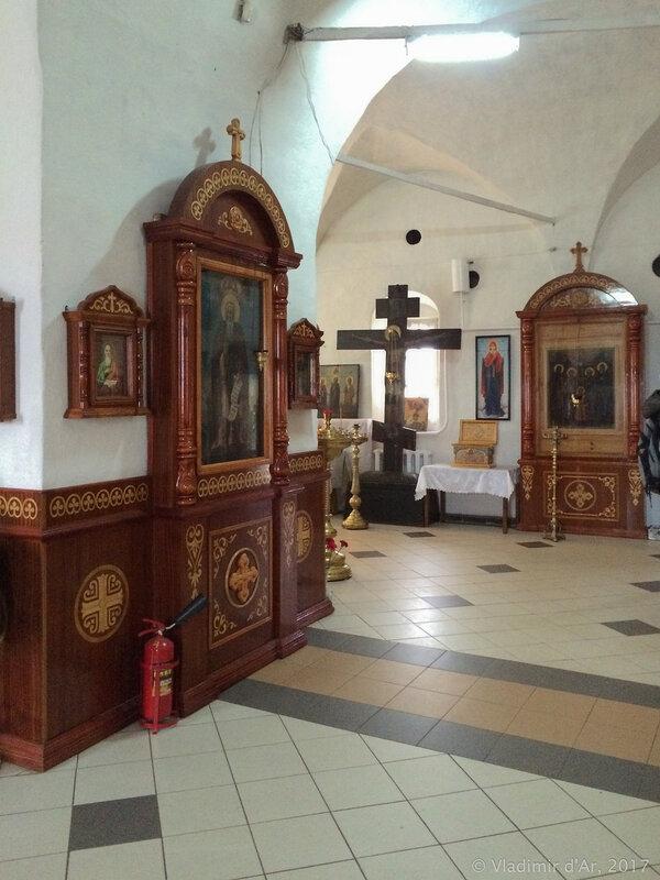 Успенская Дивная церковь
