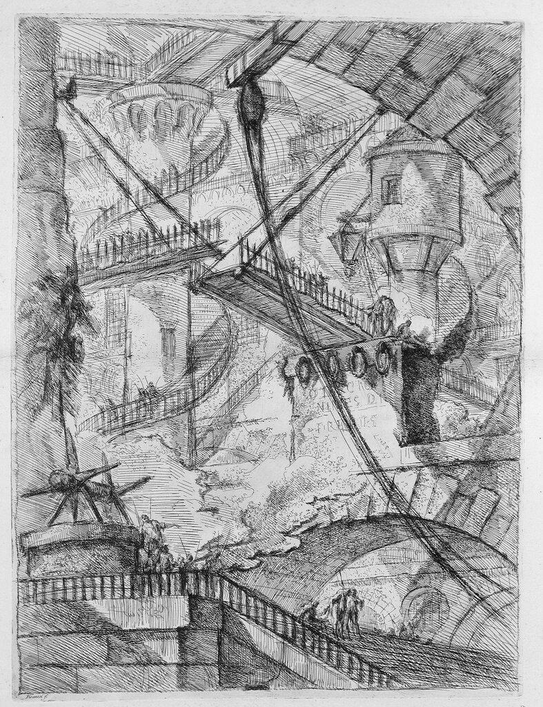 Giovanni_Battista_Piranesi_-_Le_Carceri_d'Invenzione_-_First_Edition_-_1750_-_07_-_The_Drawbridge.jpg