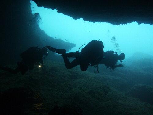 Самая глубокая подводная пещера в мире найдена в Чехии