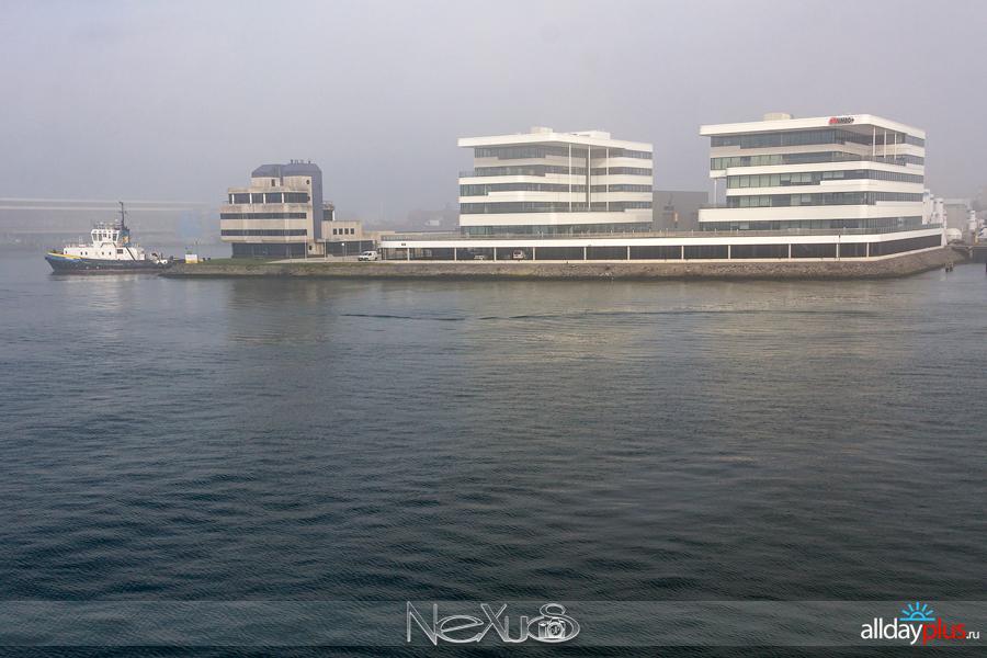 Три дня, три страны, три города #11 | Cтрана #5a83 - Нидерланды, порт Роттердама #2.