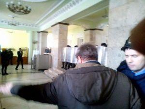 Чего боятся в Харьковской ОГА?
