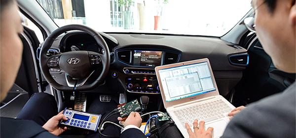 Автопроизводитель Hyundai наделил авто интеллектом