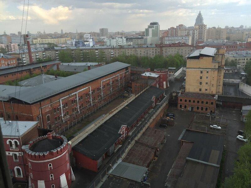 Пугачевская башня Бутырского замка