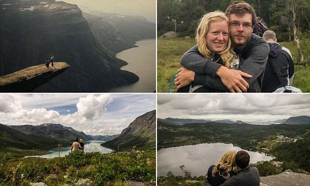 Mountaintop Proposal