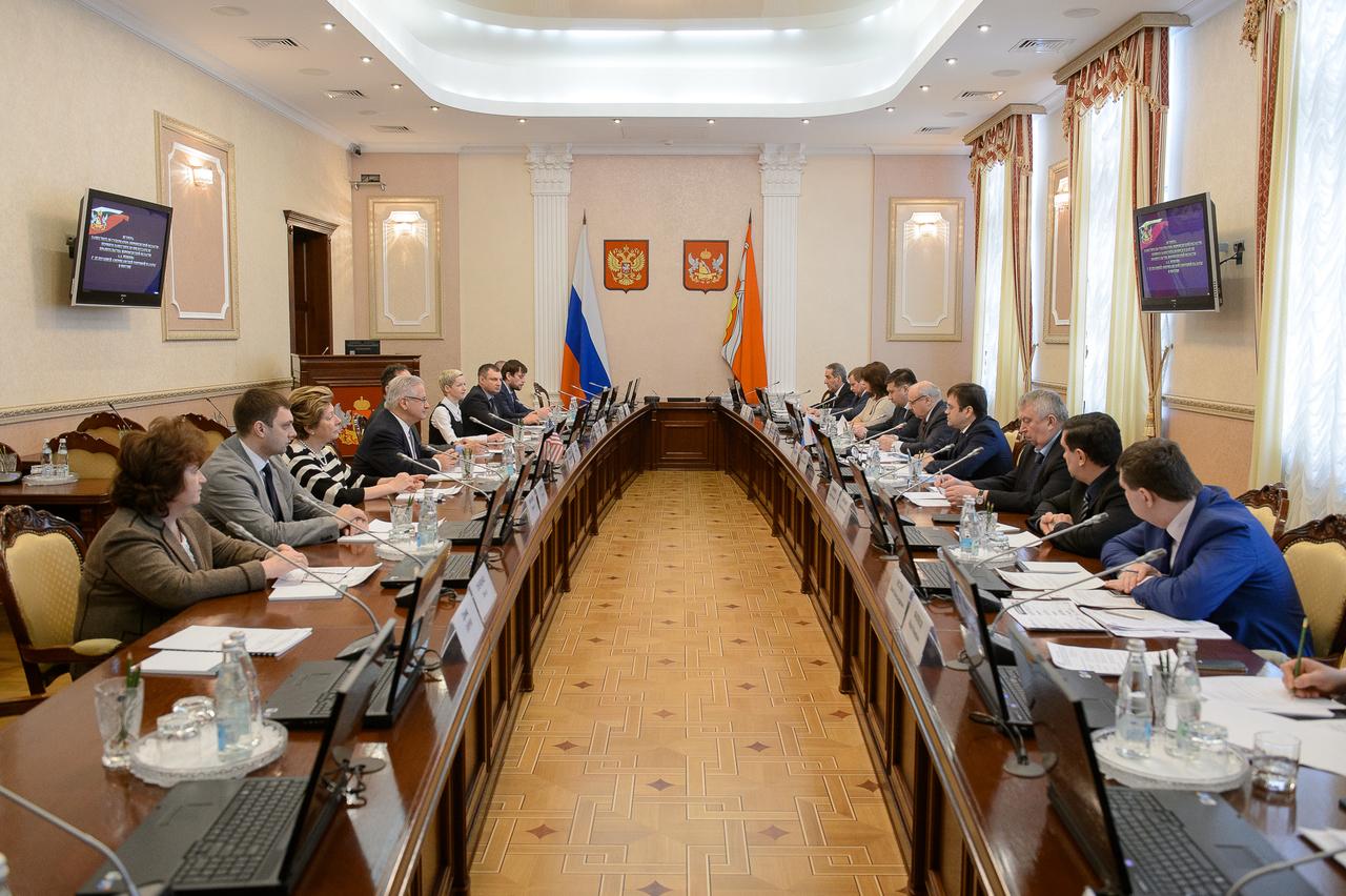 США укрепят сотрудничество сВоронежской областью