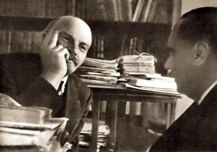 Раскрыта тщательно охраняемая правда о происхождении Ленина!