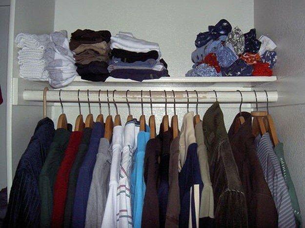 Учимся избавляться от старой одежды: деньги, ассоциации, воображение, будущее, неуверенность в будущем, чувство изобилия