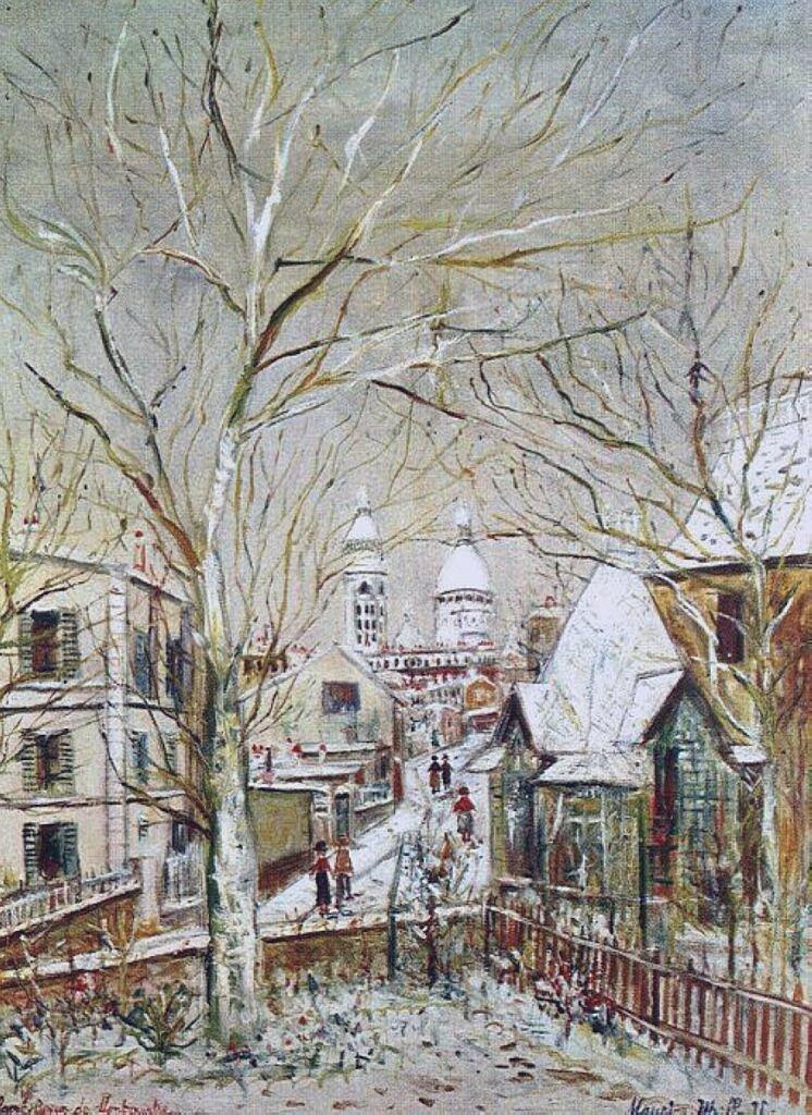 Sacre-Coeur de Montmartre and Brouillards Castle, 1934.jpg