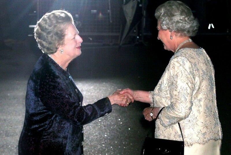 Кого из знаменитых современников пережила 90 летняя королева Елизавета II