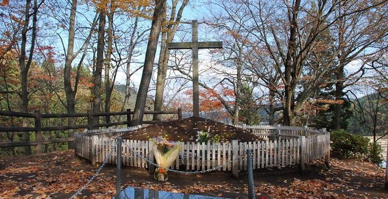 5. В мире существуют еще как минимум четыре могилы Христа: три в Иерусалиме и одна в индийском штате