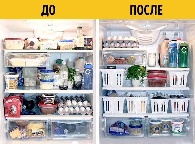 Идеальный холодильник. Как сделать также— показано здесь .
