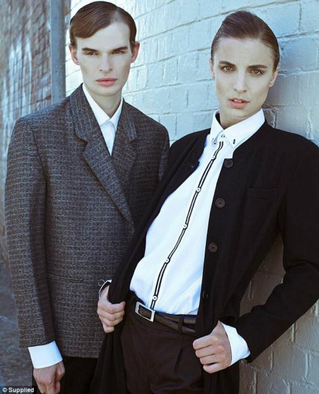 «Каждая компания, каждый клиент ищет моделей-мужчин или моделей-женщин, и если ты относишься к обоим
