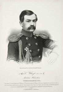 Аркадий Иванович Тяжельников, поручик