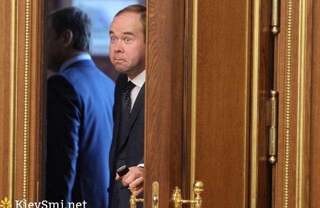 Правда про нового руководителя АП— Антон Вайно