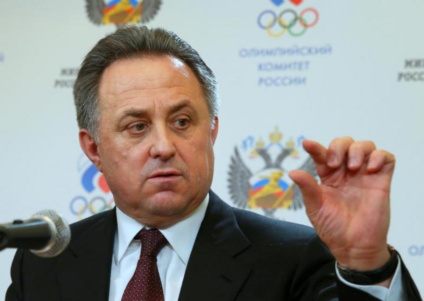 Мутко объявил осокращении штата русского футбольного союза