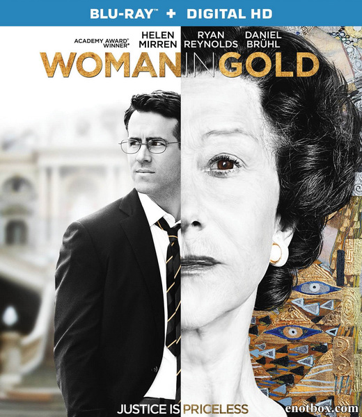 Женщина в золотом / Woman in Gold (2015/BD-Remux/BDRip/HDRip)