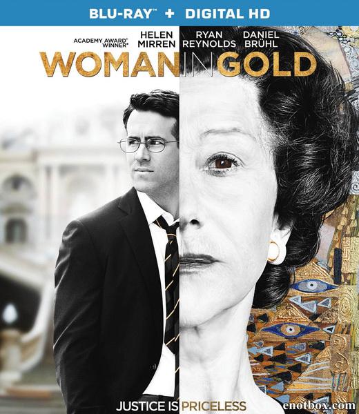 Женщина в золотом / Woman in Gold (2015/BD-Remux/BDRip/HDRip)