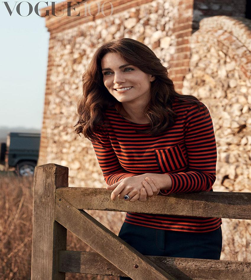 Kate Middleton - Vogue UK (June 2016)