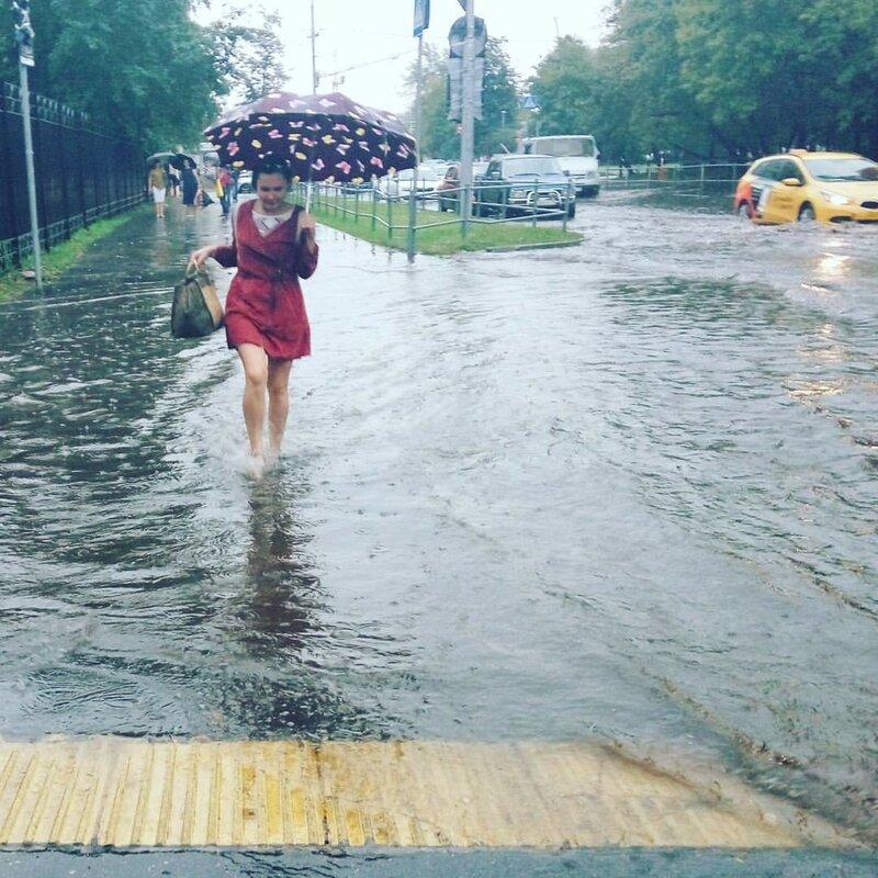 Дождь 19 августа