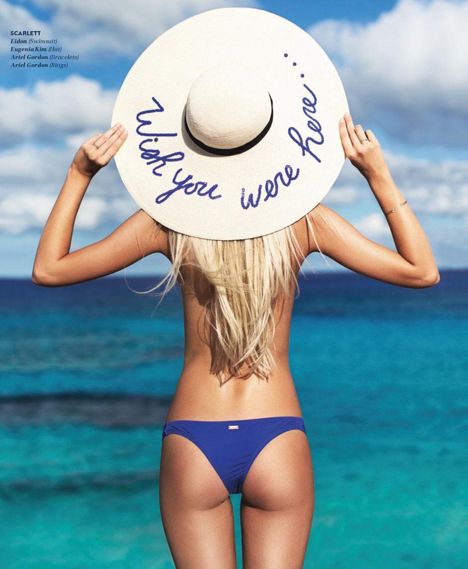 Tia Blanco, Nikki van Dijk, Coco Ho, Malia Manuel - Surfing Magazine 2016 Annual Swimsuit Issue